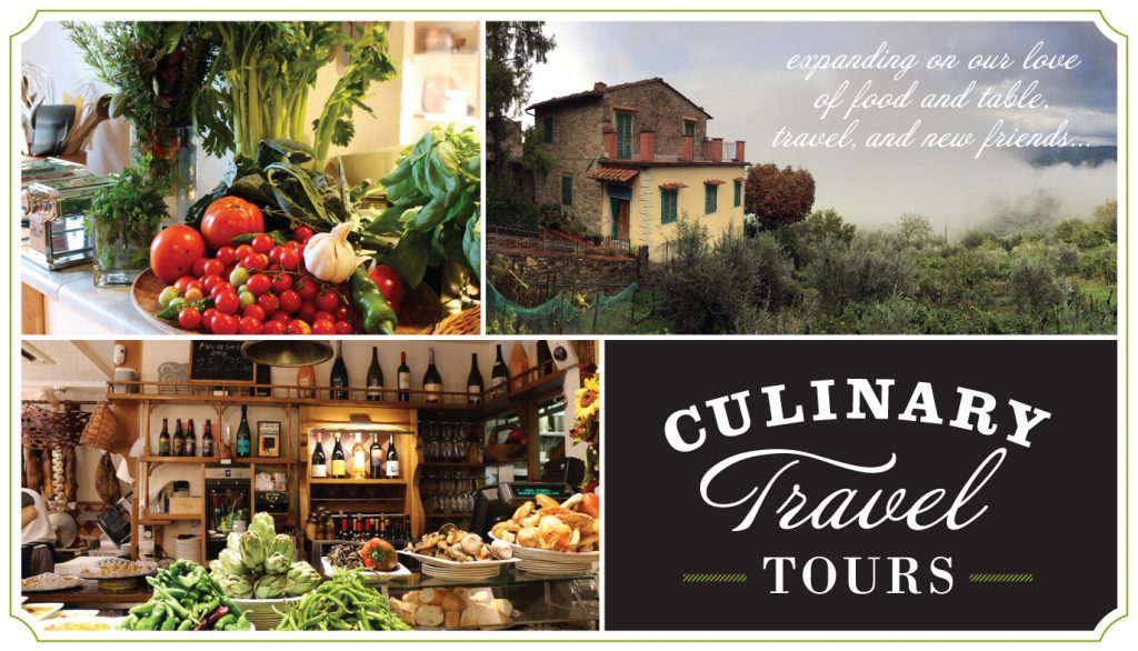 Culinary Travel Tours